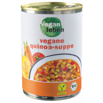 vegane quinoa-suppe 380 ml