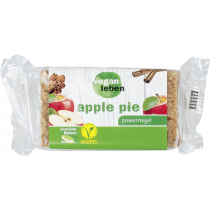veganer powerriegel apple pie 95 g