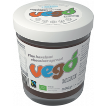 Vego Fine hazelnut chocolate spread 200 g
