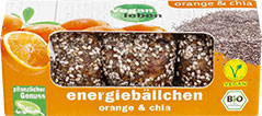 Thumbnail Energiebällchen Orange & Chia