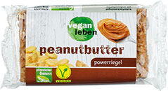 Thumbnail Powerriegel peanut butter