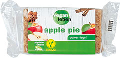 Thumbnail Powerriegel apple pie