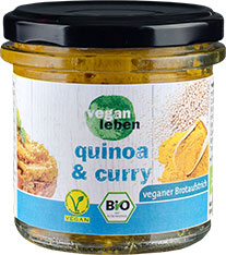 Thumbnail Quinoa & Curry